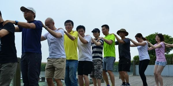 [Life at CUMIC] Outward Bound In Zhouzhuang